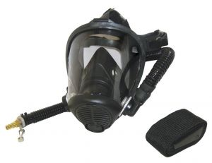 SAS OPTI-FIT FULLFACE Supplied Air Replacement Mask Large (for use with Supplied Air System)